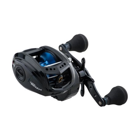 Abu Garcia Revo Toro Beast Low Profile Baitcast Fishing Reel