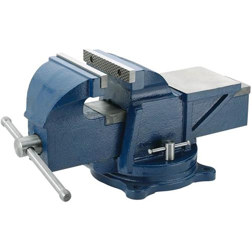 "Grizzly G7060 Bench Vise w  Anvil 6"" by"