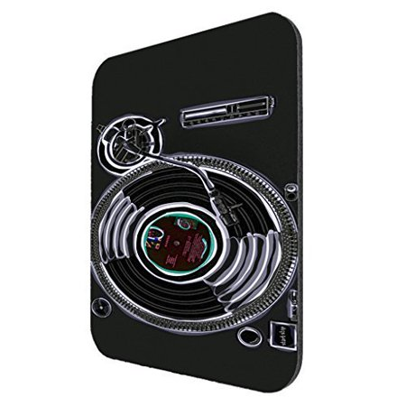 POPCreation Dj Vinyl Turntable Mouse pads Gaming Mouse Pad 9.84x7.87 inches