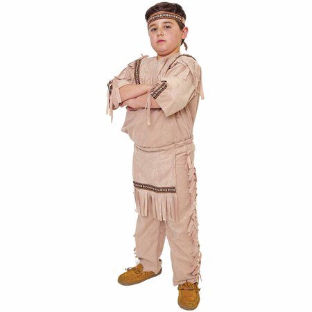 Native American Boy Halloween Costume
