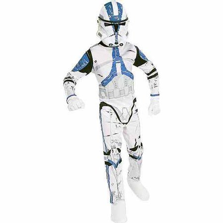 Clone Trooper Child Halloween Costume