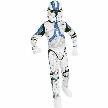 Super Trooper Costume Halloween (Clone Trooper Child Halloween)