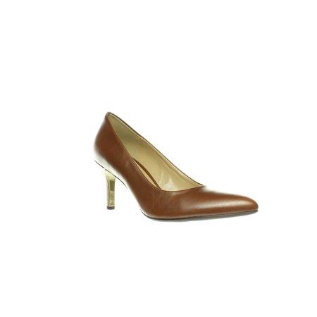 - Naturalizer Womens Natalie Caramel Pumps Size 9 (AA,N)