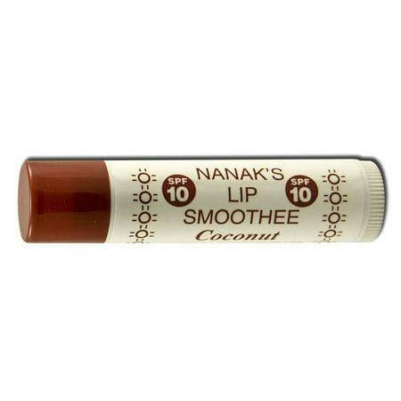 Nanak's - Lip Smoothee Lip Balm, 0.165 oz