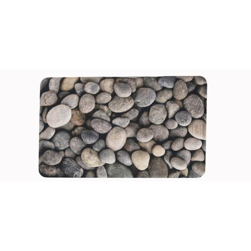 Somette  River Rocks Memory Foam Anti-fatigue Comfort Mat (18 x 30)