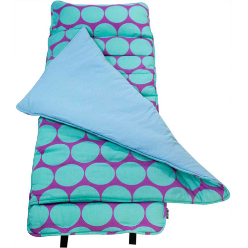 Wildkin Big Dot Aqua Nap Mat