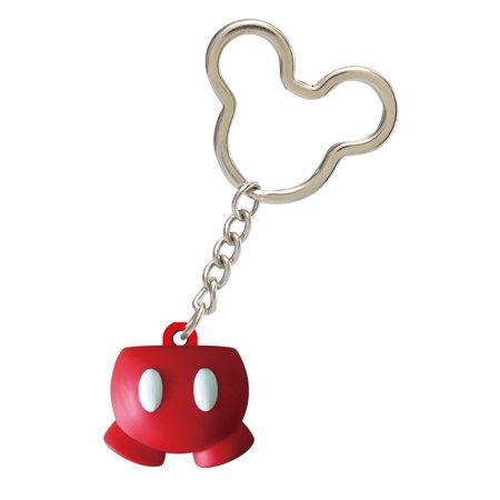 Icon Ball Key Chain - Disney - Mickey Key Ring - Mickey Pant New 85627