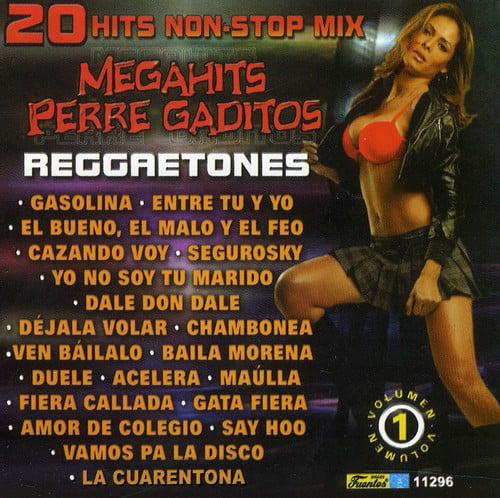 20 Megahits Perregaditos Del Reggaeton, Vol. 1 (CD)