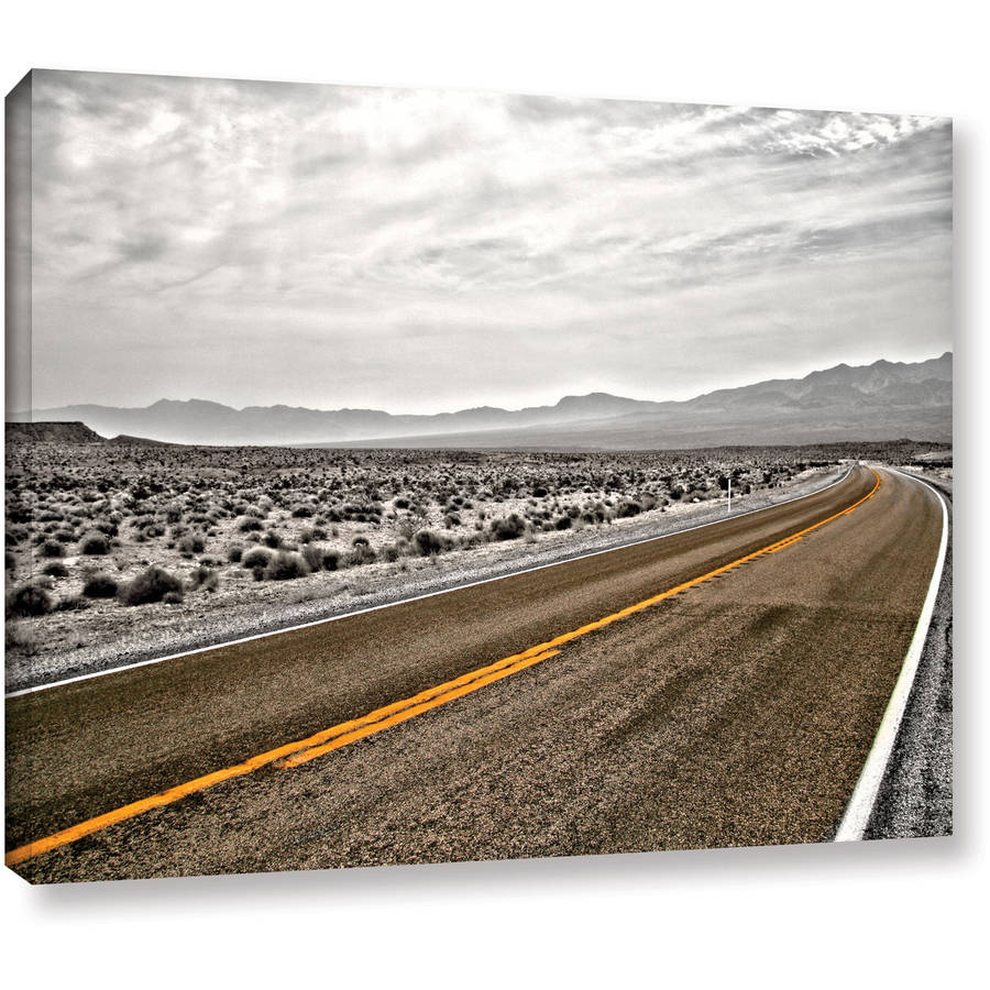 "Mark Ross ""Slow Curves"" Gallery-Wrapped Canvas Art"