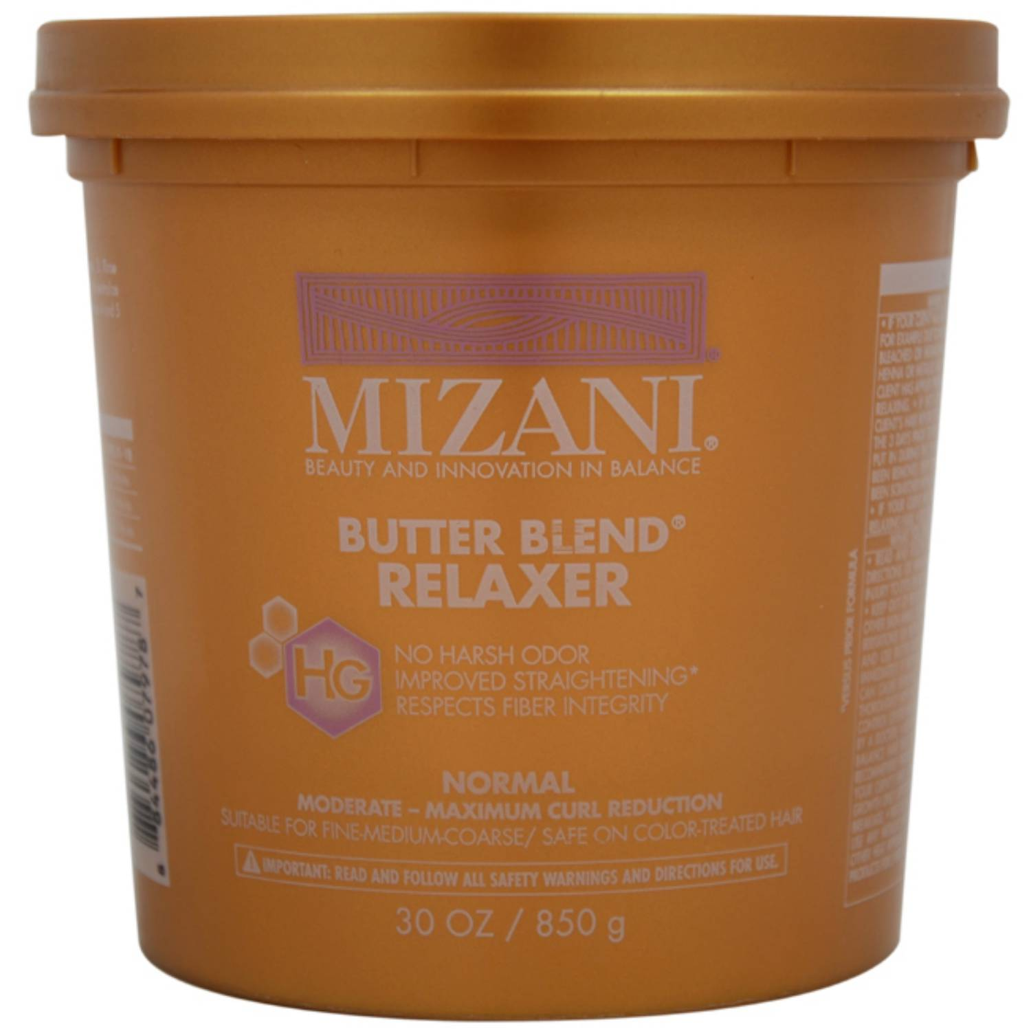 Mizani Butter Blend Relaxer Normal, 30 oz