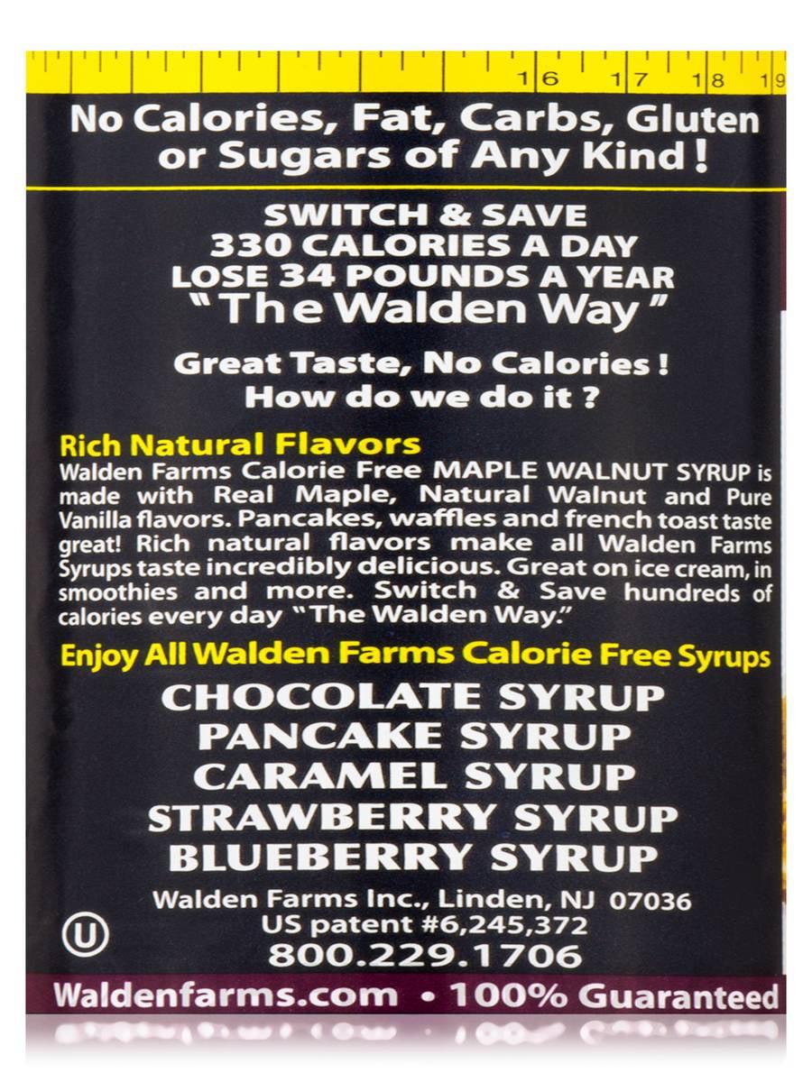 Maple Walnut Pancake Syrup - 12 fl. oz