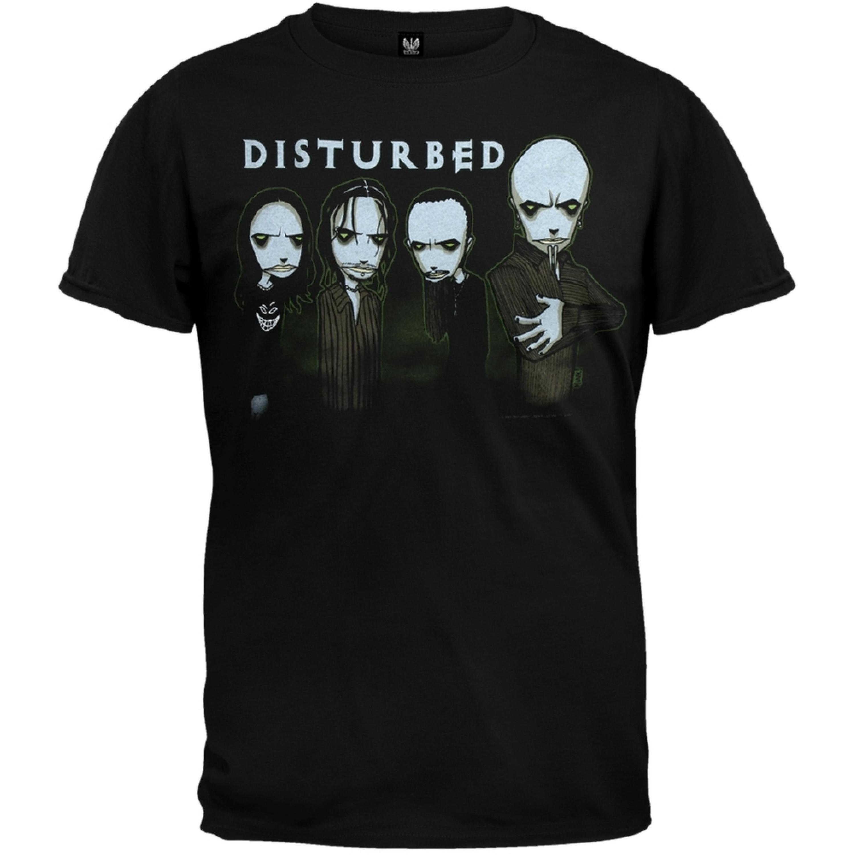 Disturbed - Midnight T-Shirt