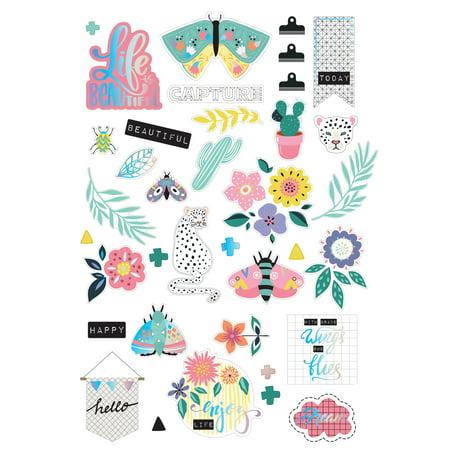 Studio Light Paper Elements Set-#647 Create Happiness - image 1 de 1