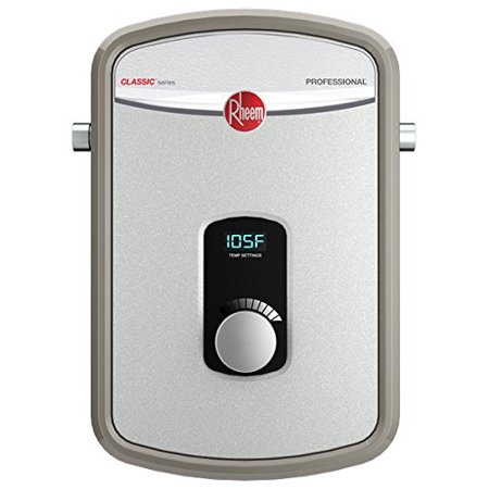 RHEEM Electric Tankless Water Heater,11,000W