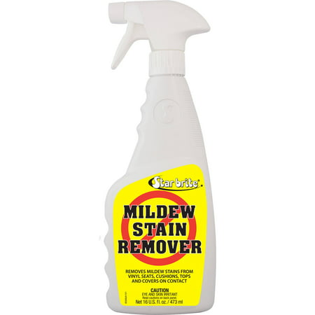 Star Brite Mildew Stain Remover, 16 oz