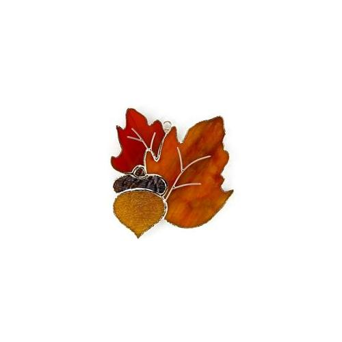 Switchables SWITCHSW097 3. 5'' x 2'' Oak Leaves Light