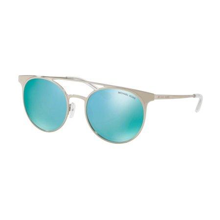 Sunglasses Michael Kors MK 1030 113725 SHINY SILVER (Koo Sunglasses)