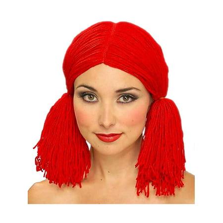 (Rag Doll Adult Costume Wig)