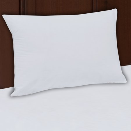Mainstays 200TC Cotton Medium Support Pillow in Multiple Sizes (Cheap Pillow)