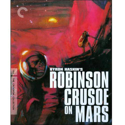 Robinson Crusoe On Mars (Criterion Collection) (Blu-ray) (Widescreen)