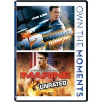 12 Rounds / The Marine DVD John Cena Own The Moments