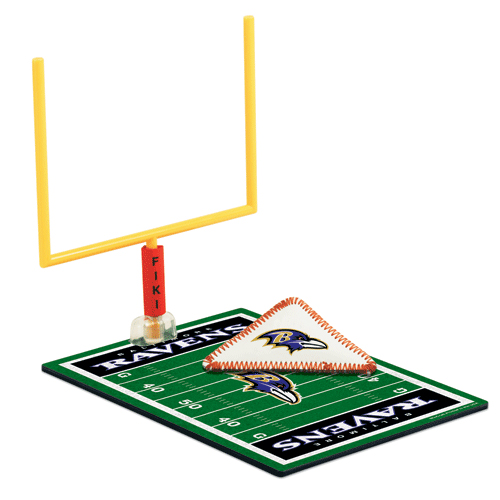 Baltimore Ravens FIKI Tabletop Football Game