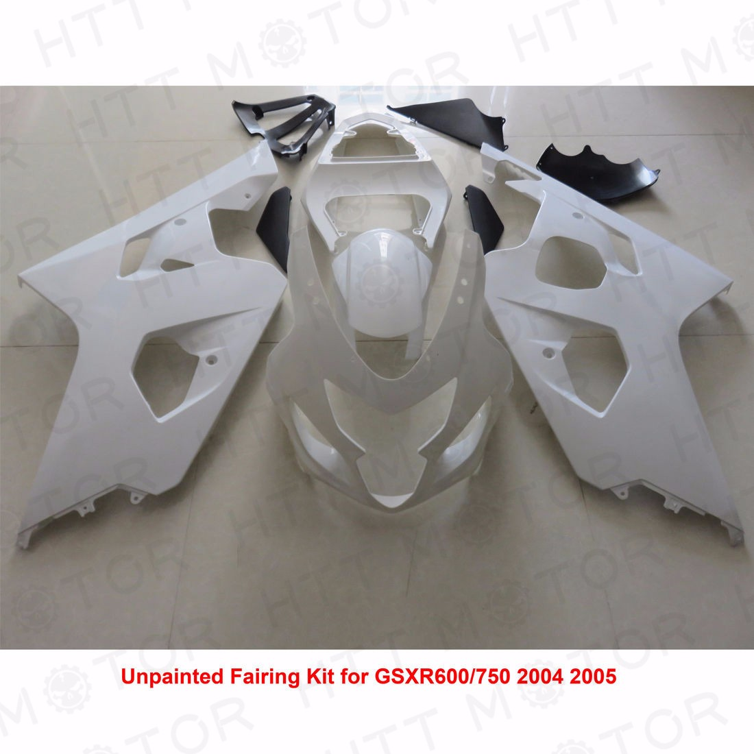 HTT Unpainted ABS Plastic Injection Fairings Bodywork for...