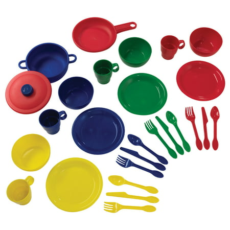 KidKraft 27-Piece Cookware Playset – Primary Only $6.88