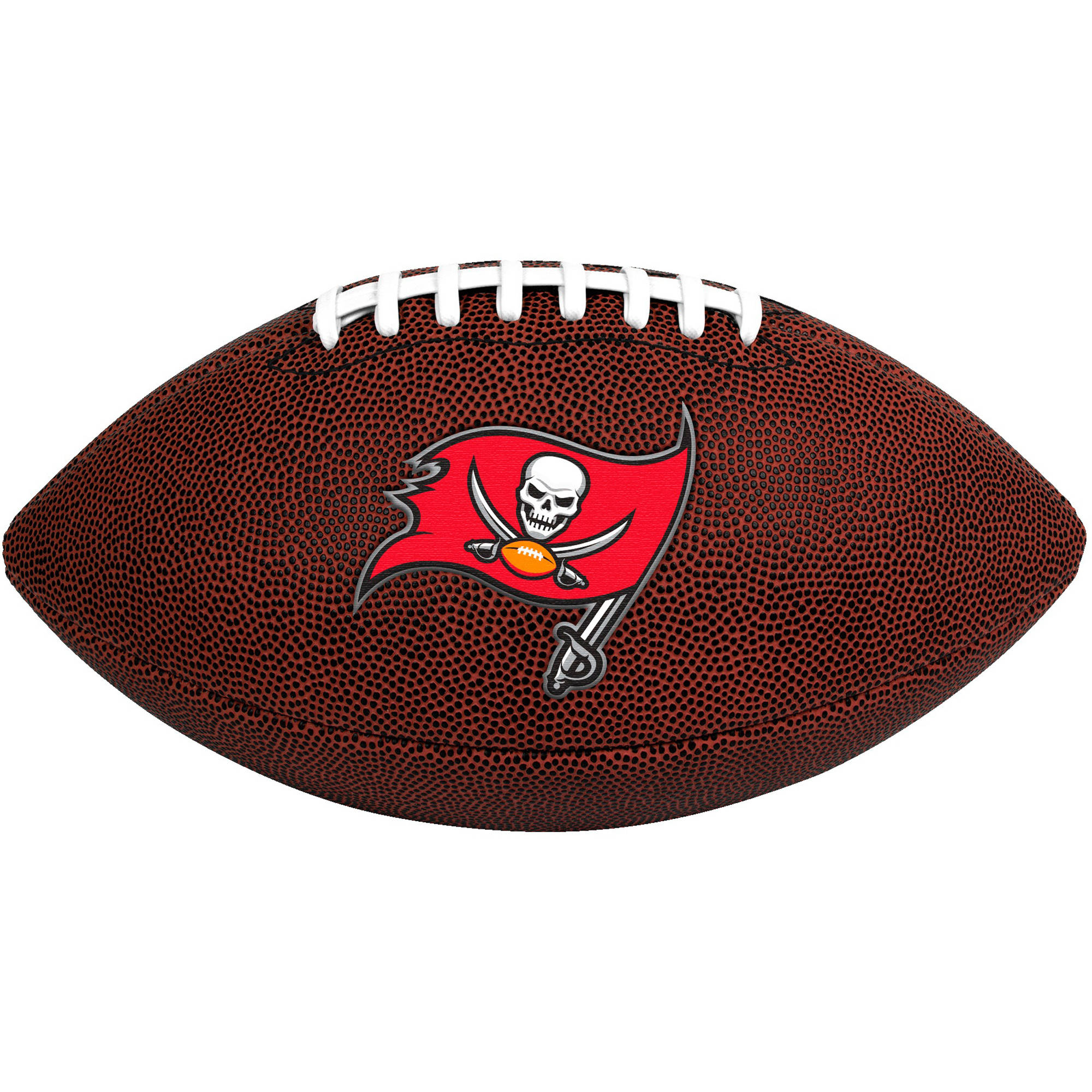 Rawlings NFL Official Size Game Time Football, Tampa Bay Buccaneers