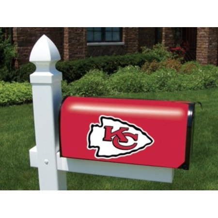 NFL Chiefs Mailbox Cover, Team logo and colors By Party - Catalogs By Mail