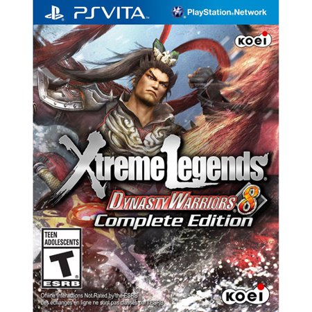 Dynasty Warriors 8: Xtreme Legends Compl (Dynasty Warriors 8 Xtreme Legends Ps4 Price)