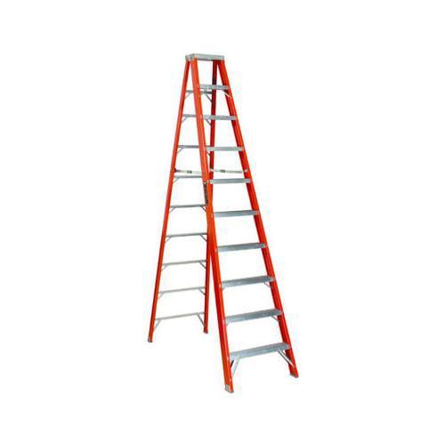 Louisville Ladder Fs1310hd 10 Ft Heavy Duty Step Ladder