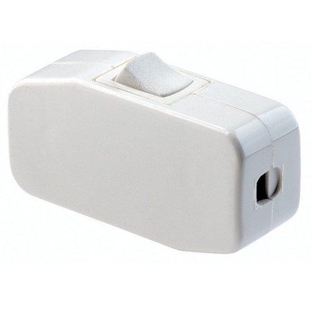 Leviton C24-05410-0KW White Single Pole Appliance