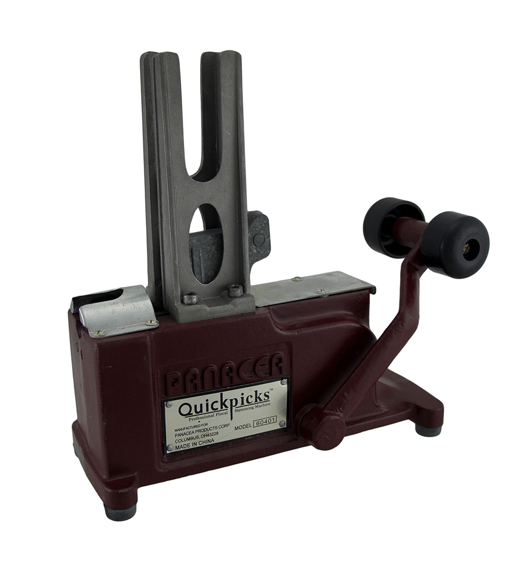 Panacea Quickpicks 60401 Professional Floral Stemming Machine
