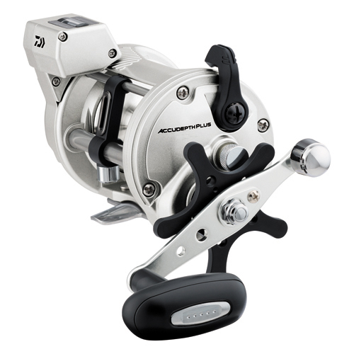 Daiwa Accudepth Plus B Line Counter Reel, 4.2:1 Gear Ratio