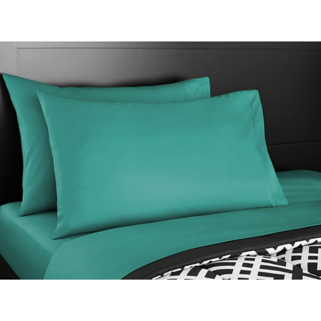 Mainstays Solid Color Sheet Set ()