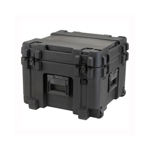 SKB Cases Mil-Standard Rolling Roto Case: 14 1/2'' H x 19'' W x 19'' D (inside)