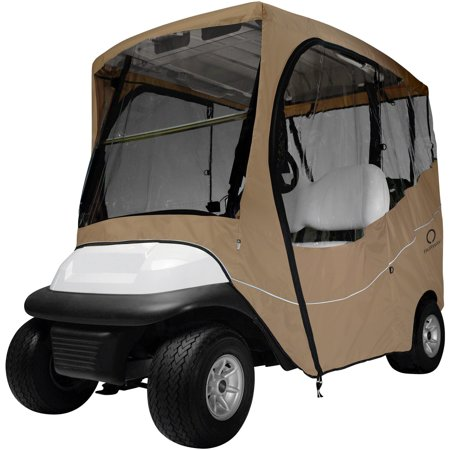 Classic Accessories Fairway Travel Golf Cart Enclosure
