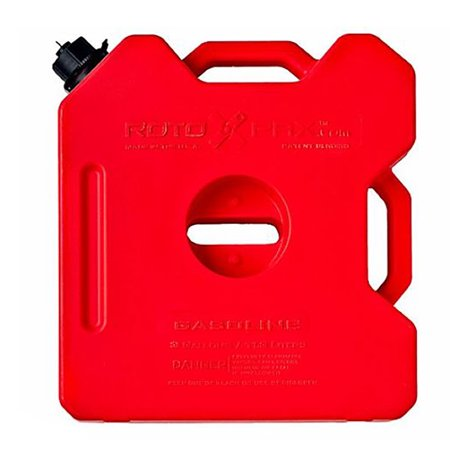 RotopaX Durable Leakproof 3 Gallon EPA Safe Gasoline Container with Spout,