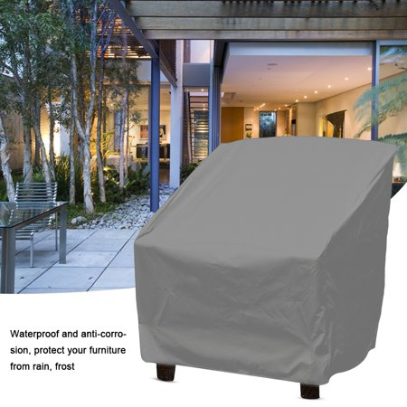 Rdeghly Waterproof Dust-proof Furniture Chair Sofa Cover Protection Garden Patio Outdoor, Sofa Protection, Waterproof Furniture Cover - image 8 of 8