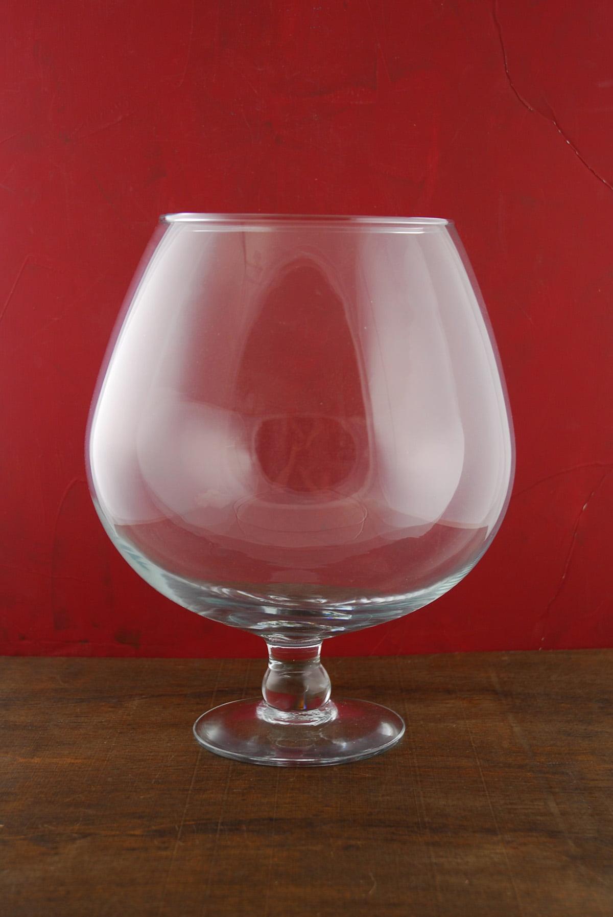 Large brandy glass vase 115 inch 250 ounce walmart reviewsmspy