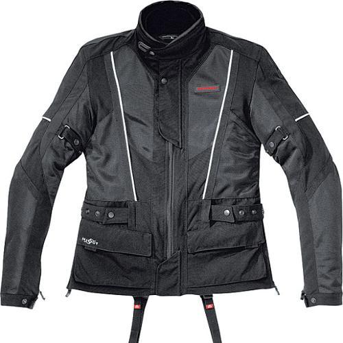 Spidi Netwin All-Season Textile Touring Jacket Black