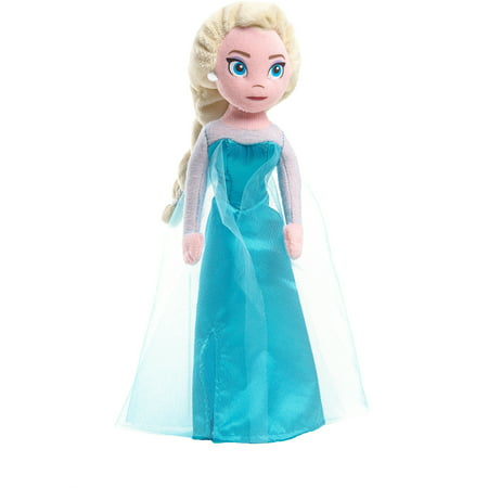 a36813c65bf Frozen Talking Elsa Plush - Walmart.com
