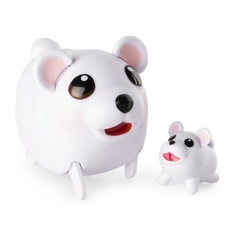 Chubby Puppies & Friends - Polar Bear (Styles May Vary)