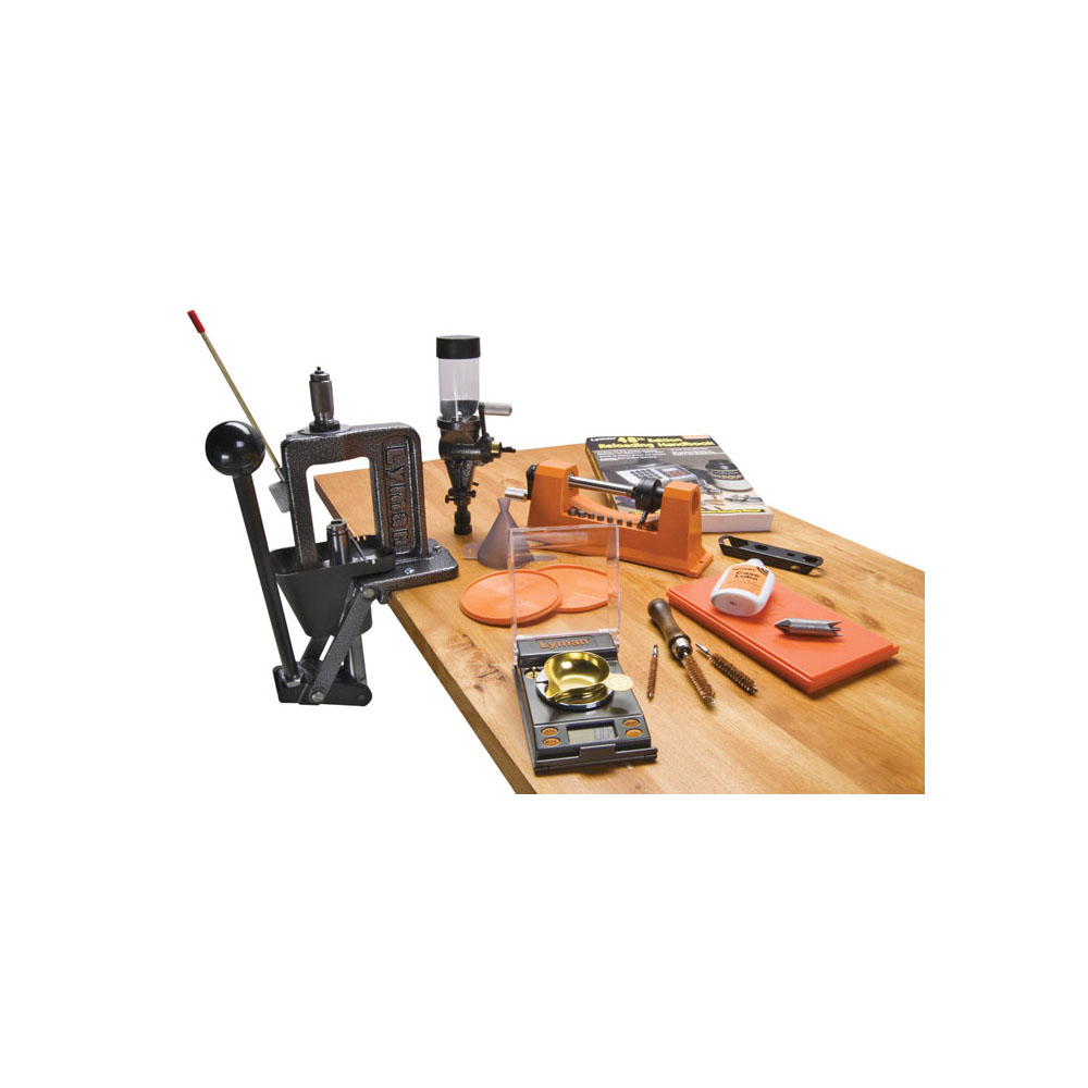 115945 Lyman Crusher Expert Kit by Lyman
