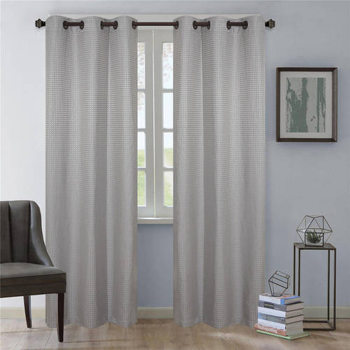 Nanshing Dean Window Curtain Panels Set of 2 with Grommet by NANSHING AMERICA INC
