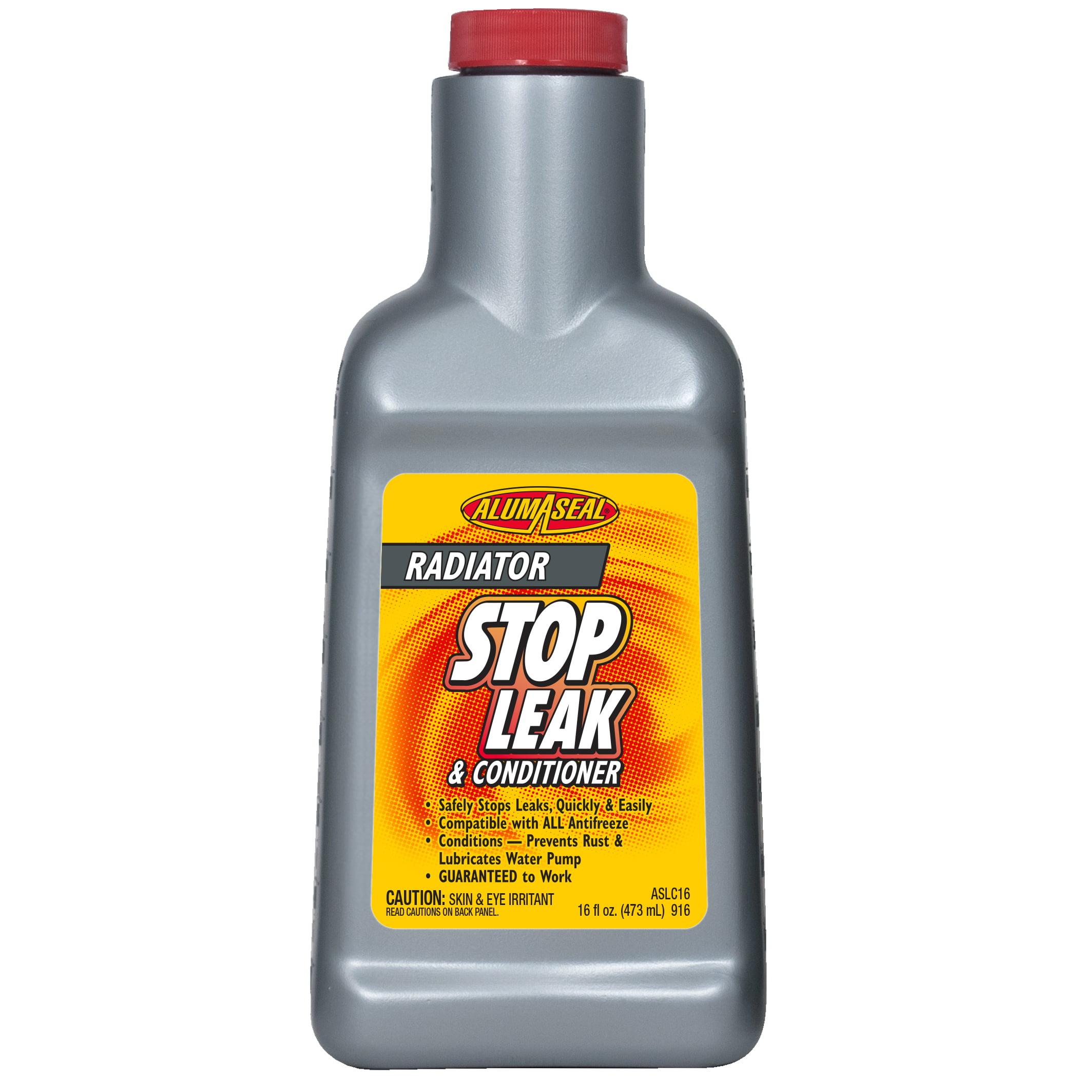 ALUMASEAL (ASLC16) Radiator Sealer Liquid, 16 oz by Alumaseal