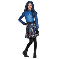 Girls' Descendants Isle of the Lost Evie Classic Costume