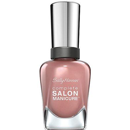 Sally Hansen Manucure Salon Complete Color Nail, Mudslide