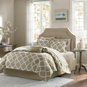 Home Essence Becker Reversible Complete Comforter and Cotton Sheet Set